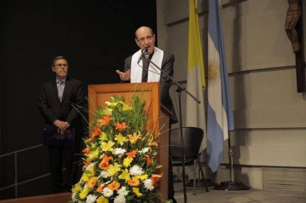 Mons. Fernández dijo que no cree que el Papa venga a la Argentina