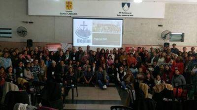 Más de 100 dirigentes laicos del NOA se reunieron en Tucumán
