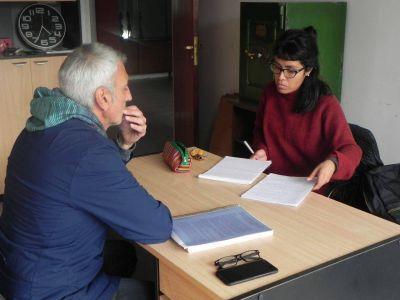 REUNIÓN CON FARMACÉUTICOS: Estudiantes de Chascomús interesados en los residuos patogénicos en la ciudad y en un proyecto que obra en el Concejo Deliberante