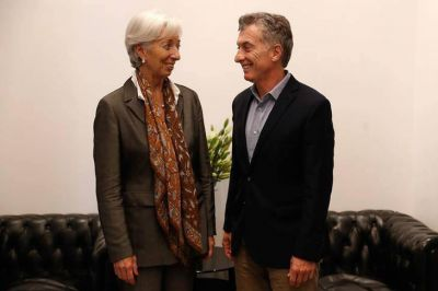 El acuerdo con el FMI pide un ajuste más fuerte de lo esperado
