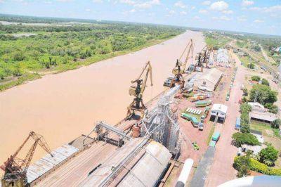 Buscan optimizar el Puerto de Barranqueras
