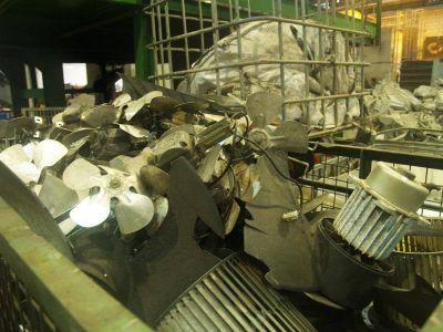 Recyclia gestionó más de 10.000 toneladas de residuos de electrónica profesional en 2017