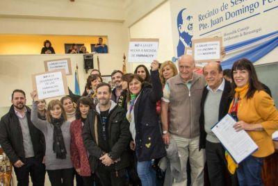 En Berazategui rechazan el ingreso de farmacias polirrubro