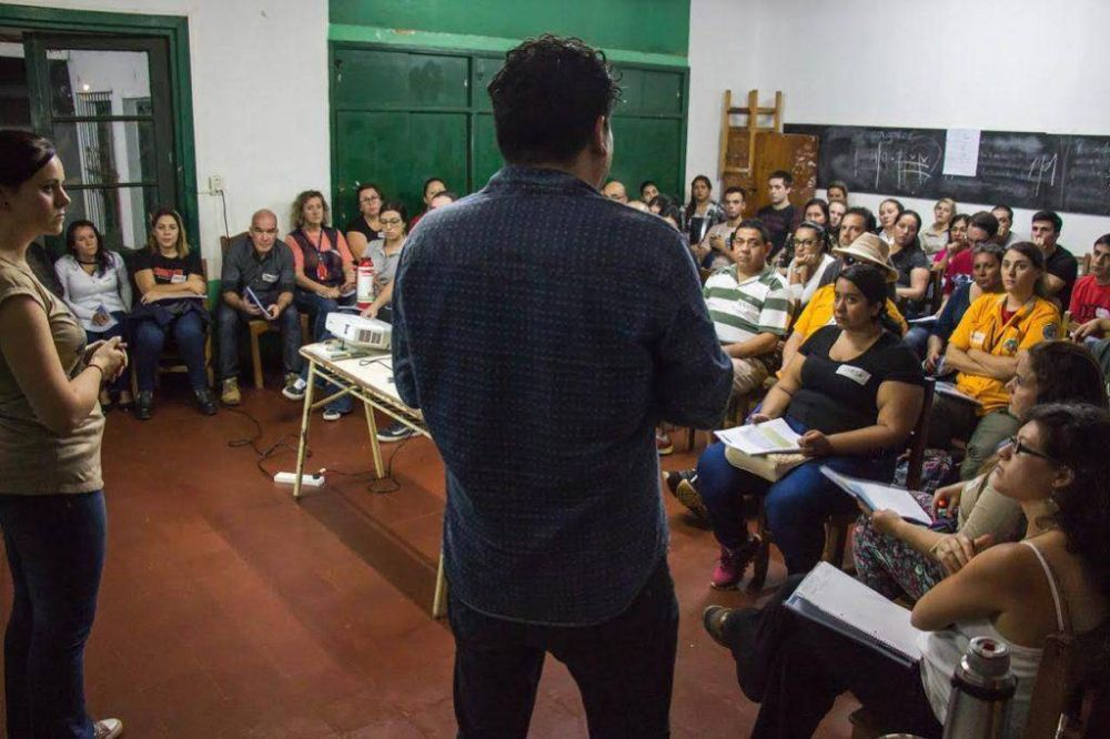 62 voluntarios se capacitan para formar parte del Programa de Separación de Residuos en Iguazú