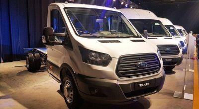Ford suma nuevos modelos a su exitosa propuestas de furgones Transit