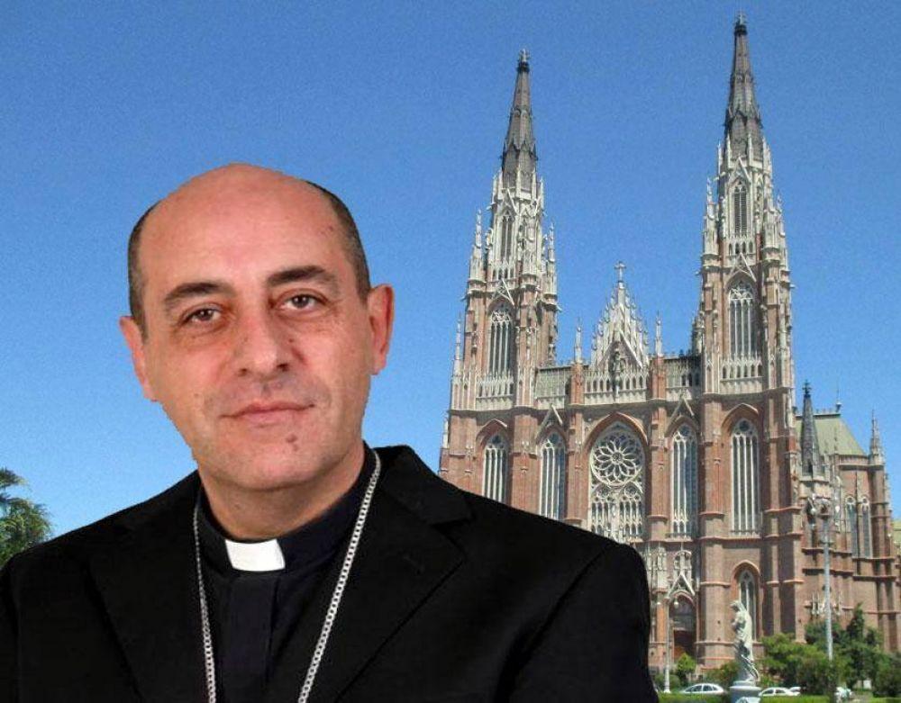 El arzobispo Víctor Manuel Fernández iniciará su misión pastoral en La Plata