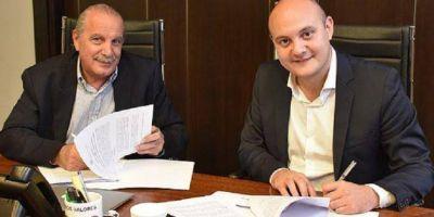 El Sindicato de Empleados de comercio firmó un convenio con la Subsecretaría de Trabajo porteña