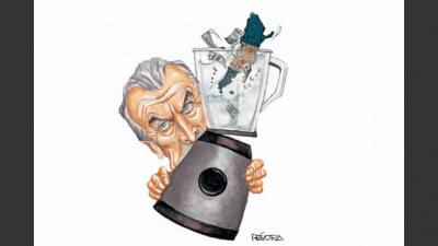 El plan licuadora y el primer alfil que sacrifica Macri