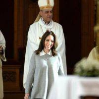 Vidal se mostró con el obispo de La Plata, uno de los principales operadores contra el aborto
