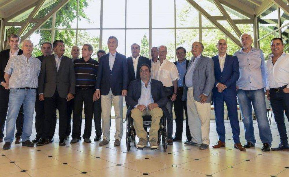 A Macri no se le para: el rol de la CGT en el conflicto social