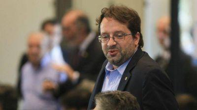 Marco Lavagna apoya el recambio: