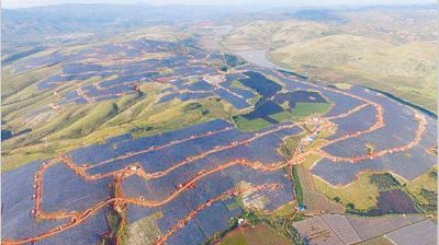 Atrae a empresas chinas potencial de energías renovables en el país