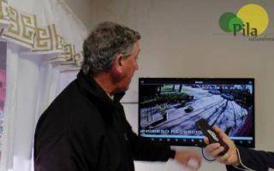 Pila: Gustavo Walker inauguró la Sala de Monitoreo del Hospital Municipal