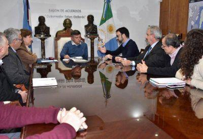 El Ejecutivo acompañará la Jornada Argentina de Ingeniería Estructural en Resistencia