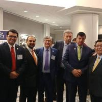 La Alianza Evangélica Latina sesionó en EE.UU. y participó del Desayuno Nacional Hispano junto a Mike Pence