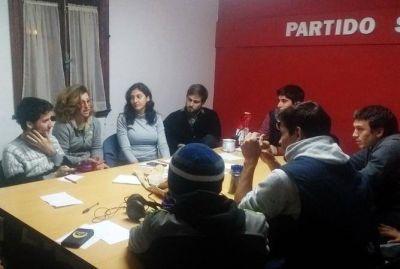 Ivan Vivas electo Secretario General de la Juventud Socialista de Mar del Plata