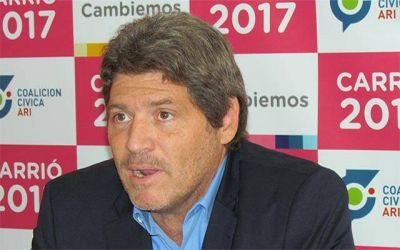 """Guillermo Castello: """"Me gustaría ser intendente de Mar del Plata"""""""