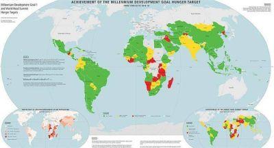 Los alimentos, en riesgo por el cambio climático: nace alianza para la seguridad alimentaria