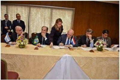 Metz expuso objetivos en el Comité Coordinador de la Cuenca del Plata