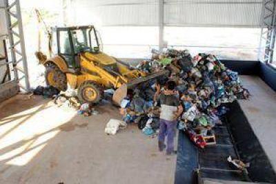 Planta de tratamiento de residuos lista para comenzar a funcionar
