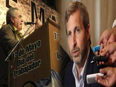 Schmid le apuntó al Gobierno y a Rogelio Frigerio por la crisis energética de Chubut