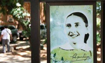 """Para el pueblo paraguayo es """"Chiquitunga"""""""