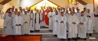 Culminó el Encuentro Sacerdotal de Pastoral