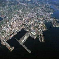 Terminal de contenedores de Ferrol estrenará doble escala