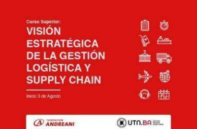 Formación: Visión Estratégica de la Gestión Logística