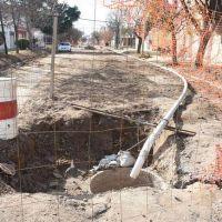 Cloacas del Butaló: el nuevo tramo tiene un mal funcionamiento