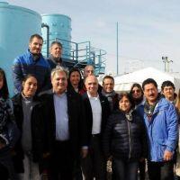 Planta potabilizadora de agua en el noroeste