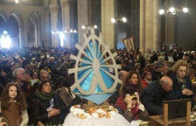 La Iglesia invitó a rezar por la vida el 8 de julio en Luján