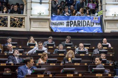 Récord de concejalas bonaerenses por la aplicación de la ley de paridad electoral