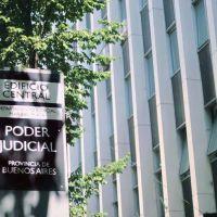 Empleados judiciales se adhieren al paro del 25 de junio
