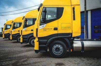 DHL realizará envíos de larga distancia con camiones a GNL