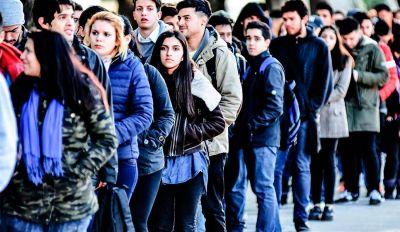 En La Plata, más de 100.000 personas tienen dificultades para conseguir trabajo