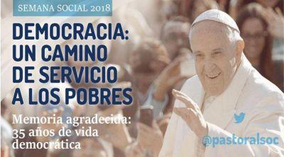 Semana Social en Argentina reflexionará sobre democracia y servicio a los pobres