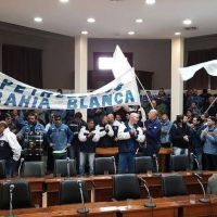 Bahía Blanca: petroleros reclamaron en el HCD por 1.000 puestos de trabajo que están en riesgo