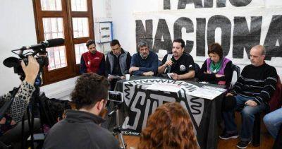 El sindicalismo clasista le da carácter activo al paro del lunes