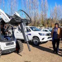 Refuerzan equipamiento y obras del EPAS