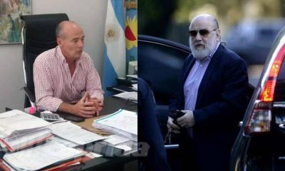 El intendente Fisher cara a cara con el Juez Bonadio