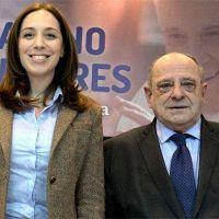 Cambia todo cambia: ahora la gobernadora Vidal se muestra con Arroyo