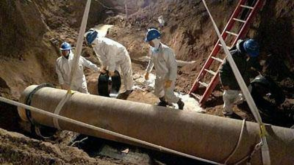 La Cooperativa gestiona obras de agua potable para lotes del Pro.Cre.Ar.