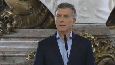 Mauricio Macri está enojado con el contexto, pero más con el peronismo