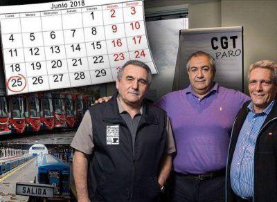 Con el ajuste y las paritarias en la mira, la CGT se prepara para realizar el paro más fuerte contra Macri