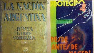 """""""Protegido antes de nacer"""" y """"desterrar el aborto criminal"""", dos consignas del primer peronismo"""