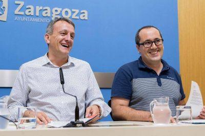 Zaragoza incorpora un nuevo sistema de compostaje en su centro de tratamiento de residuos