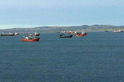 Siconara y Capitanes llaman al paro con un temporal como aliado