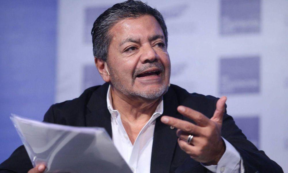 """Gerardo Martínez anticipó que """"el paro va a ser fuerte"""""""