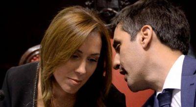 Vidal busca el apoyo de Massa y los intendentes para rechazar el traspaso de las empresas de servicio